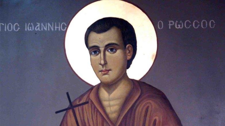 Ιερά Αγρυπνία επί τη μνήμη του Οσίου Ιωάννου του Ρώσου στην Ευαγγελίστρια Ν. Χαλκηδόνος