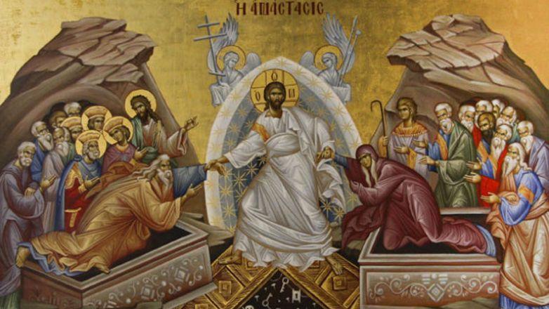 Αγρυπνία επί τη Αποδόσει της εορτής του Πάσχα στον Ι.Ν. Κοιμήσεως της Θεοτόκου Πρασίνου Λόφου
