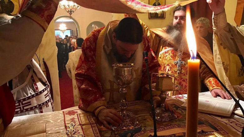 Η Εορτή του Αγ. Χαραλάμπους στην Ι.Μ. Νέας Ιωνίας και Φιλαδελφείας