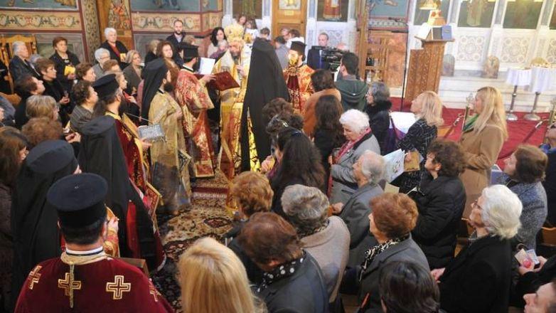 Η Κυριακή της Ορθοδοξίας στην Ι.Μ. Νέας Ιωνίας και Φιλαδελφείας