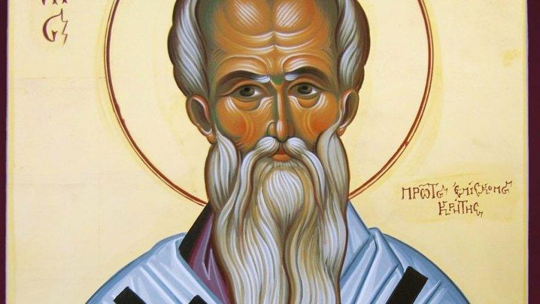 Ιερά Αγρυπνία Αγίου Αποστόλου Τίτου στον Ι.Ν. Κοιμήσεως της Θεοτόκου Πρασίνου Λόφου