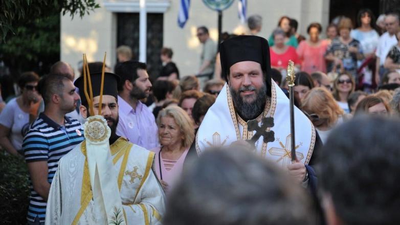 Ιερά Πανήγυρις Αγίων Αναργύρων στη Ν. Ιωνία