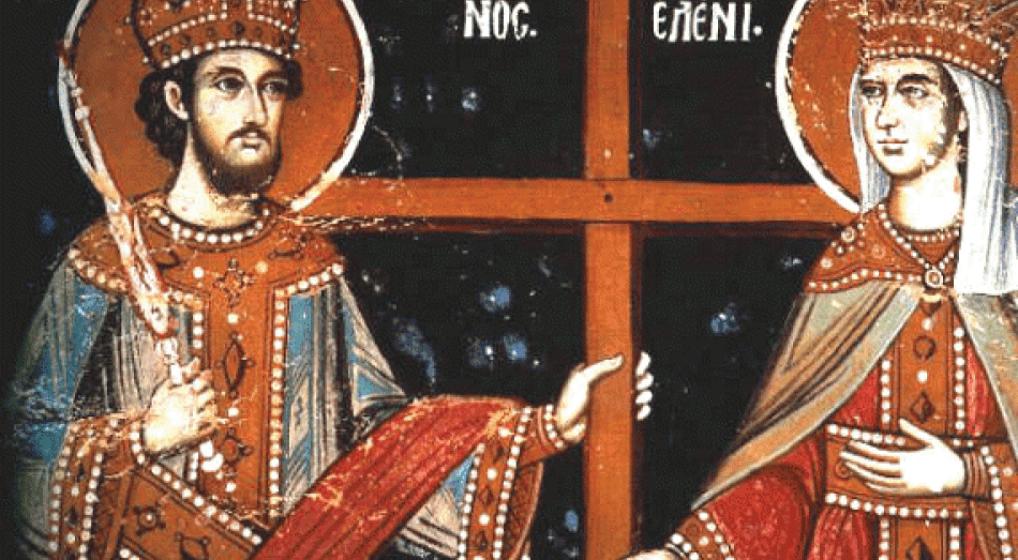 Ιερά Πανήγυρις Αγίων Κωνσταντίνου & Ελένης στη Νέα Ιωνία