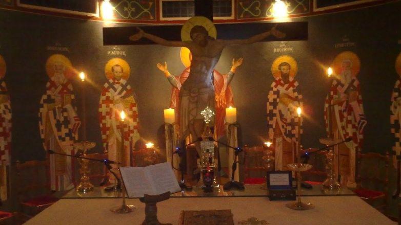 Ιερές Αγρυπνίες στον Ι. Ν. Κοιμήσεως της Θεοτόκου Πρασίνου Λόφου Ν. Ηρακλείου