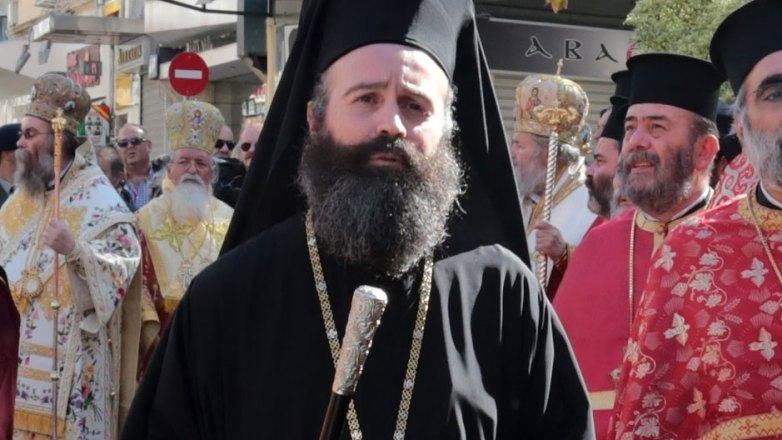 Ομιλία Επισκόπου Χριστουπόλεως Μακαρίου στον Πανηγυρικό Εσπερινό επί τη μνήμη του Αγίου Ιερομάρτυρος Γεωργίου του Νεαπολίτου
