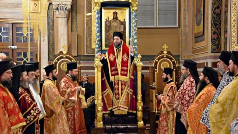 Ο Μητροπολίτης κ. Γαβριήλ στον Πανηγυρικό Εσπερινό της Αγ. Φιλοθέης στη Μητρόπολη Αθηνών
