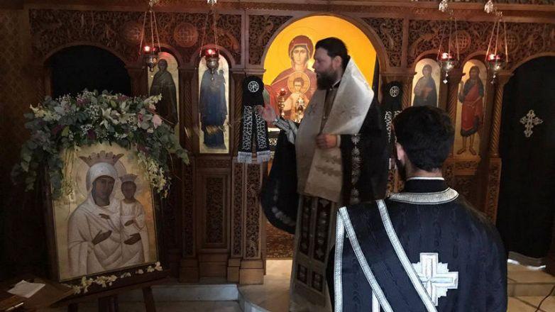 Προηγιασμένη Θεία Λειτουργία από τον Μητροπολίτη κ. Γαβριήλ στο Μητροπολιτικό Παρεκκλήσιο της Αγ. Παρασκευής