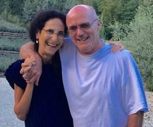 photo of Ellie Friedman and Jonathan