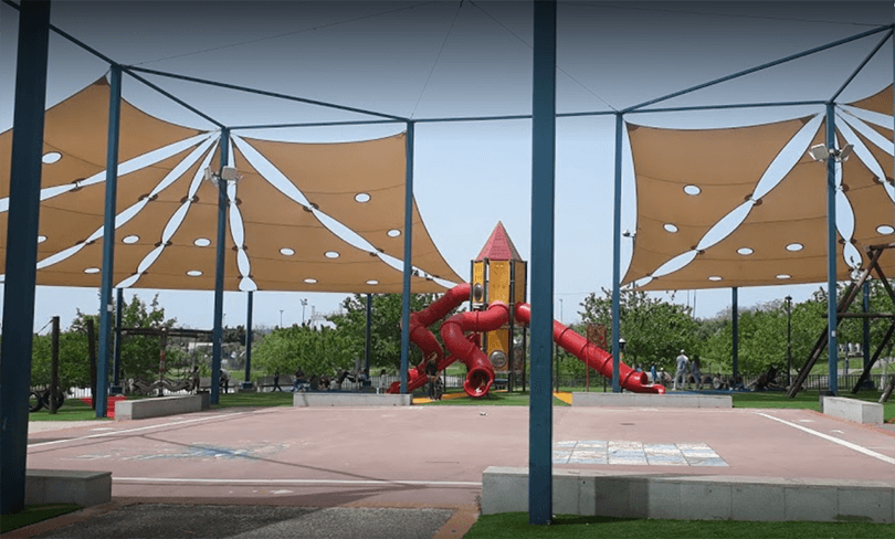 photo of Afula park