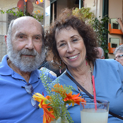 Linda and Sandy Gallanter photo
