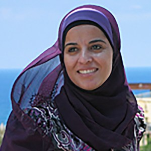 photo of Safa Younes, 2013 Gallanter Prize Winner