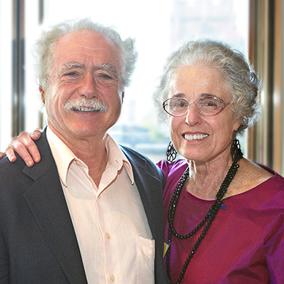 photo of Drs. Carol and Terry Winograd