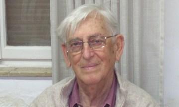 "photo of Mordechai ""Moraleh"" Bar-On - photo via Wikimedia Commons"