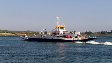 Photo of A new ferry for Strangford