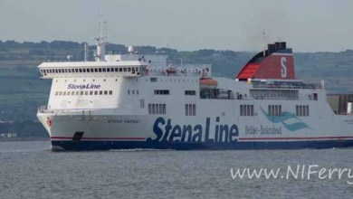 Photo of Stena Birkenhead sailings re-timed