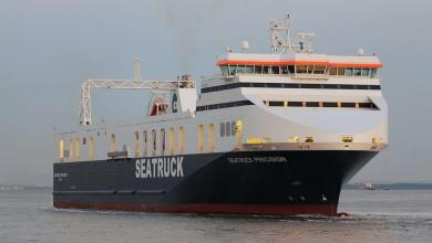 Photo of Seatruck Precision | Seatruck Ferries