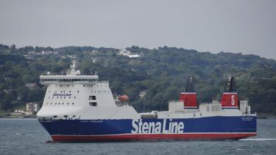 Photo of Stena Forerunner to make one-off Rosslare to Cherbourg round trip
