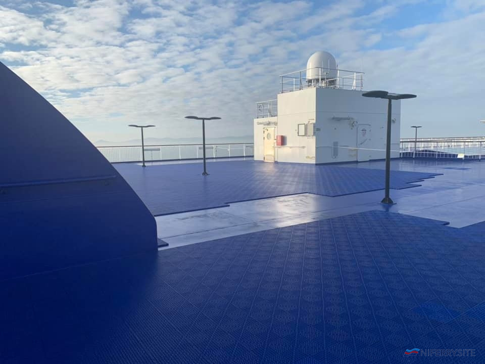 The sun deck. © David Faerder.