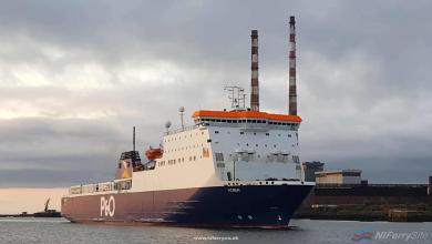 Photo of NORBAY | P&O Ferries