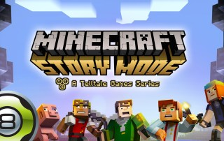 Let's Play sur Minecraft: Story Mode