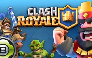 Let's Play sur Clash Royale