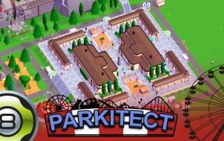 Let's Play sur Parkitect