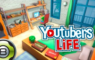 Let's Play sur Youtubers Life