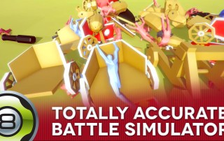 Let's Play sur Totally Accurate Battle Simulator