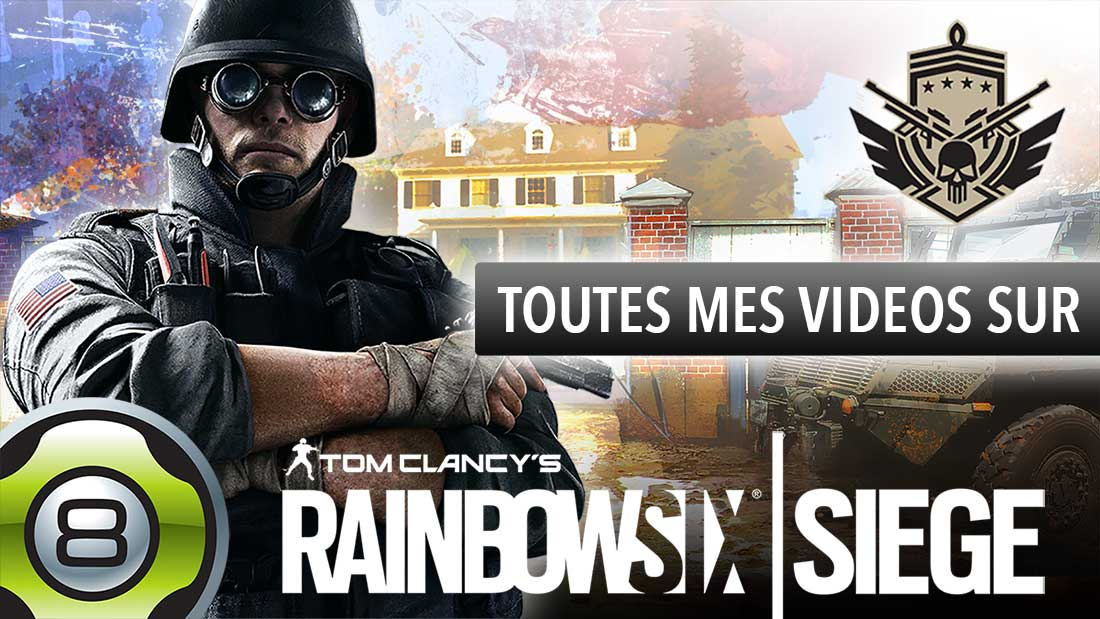 Rainbow Six Siege (R6S)