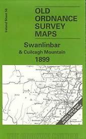 Swanlinbar & Cuilcagh Mountain 1899