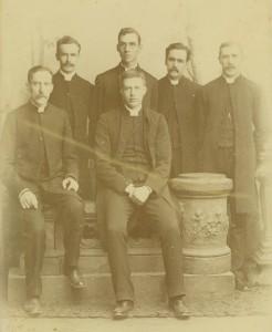 Methodist Clergy