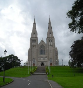 St Patrick's Roman Catholic Cathedral Church, Armagh