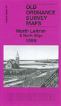 Alan Godfrey Map - North Sligo & North Leitrim 1899