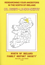 Image Booklet Cover - Co. Londonderry