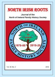 North Irish Roots V30.2 cover