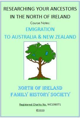 Emigration to Australia and New Zealand