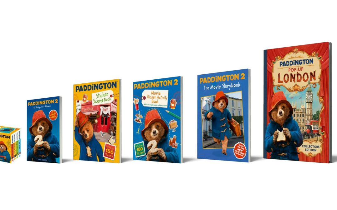 Paddington 2 Pop-Up Book Competition Terms and Conditions