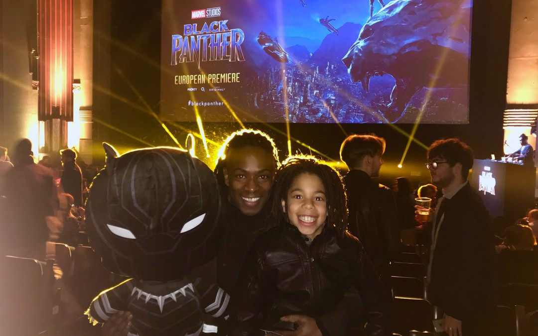 Black Panther – A New Black Role Model