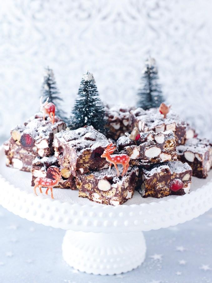 Christmas Rocky Road | Nigella's Recipes | Nigella Lawson