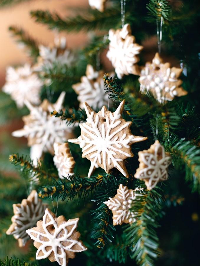 Edible Christmas Tree Decorations | Nigella's Recipes
