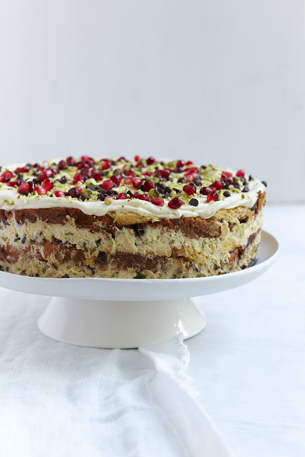 Italian Christmas Pudding Cake Nigella S Recipes