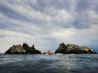 Les Etacs - Alderney