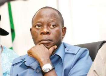 Oshiomhole, APC National Chairman
