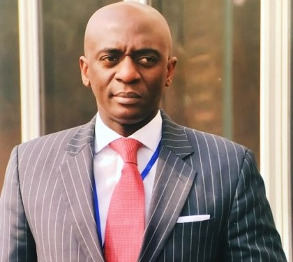 Barr Chiedu Ebie, Commissioner for Education, Delta State.