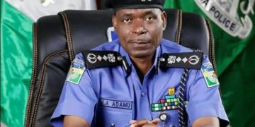 Inspector General of Police, Mr. Mohammed Adamu