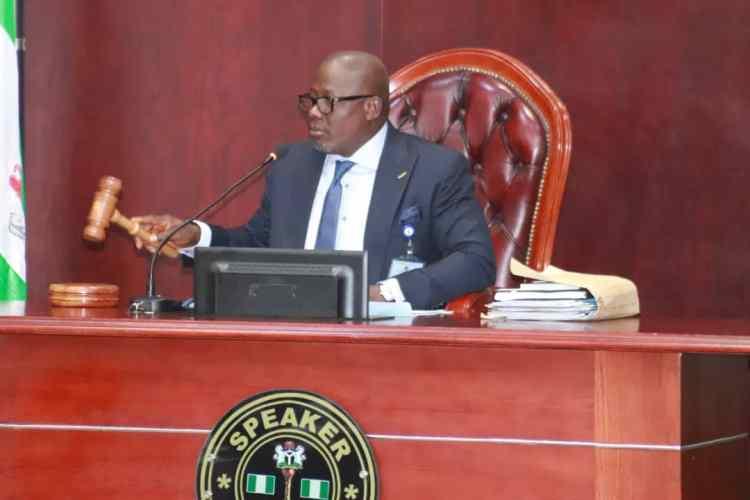 Delta State House of Assembly Speaker, Rt. Hon. Sheriff Oborevwori