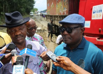 Charles Aniagwu, Delta State Commissioner for Information