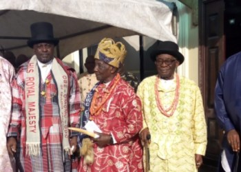 Rivers State Government Recognized Traditional Rulers In Wakirika Nation