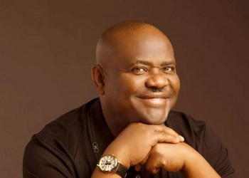 Rivers State governor, Mr Nyesom Wike