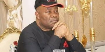 Senator Godswill Akpabio, Minister of Niger Delta Affairs